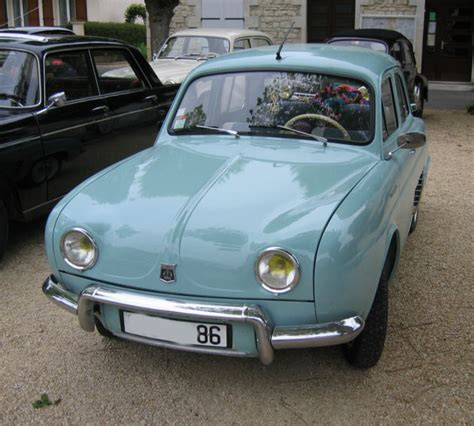 1958 renault dauphine 1958 renault dauphine photos informations articles