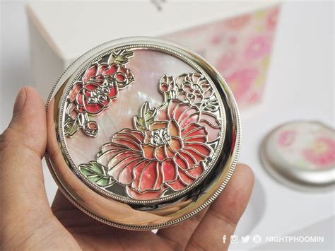 Cushion The History Of Whoo review ค ชช นเกาหล หร หราท ส ดจาก the history of whoo