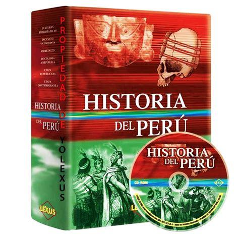 libro historia secreta de costaguana libro enciclopedia historia del per 250 lexus original s 109 00 en mercado libre