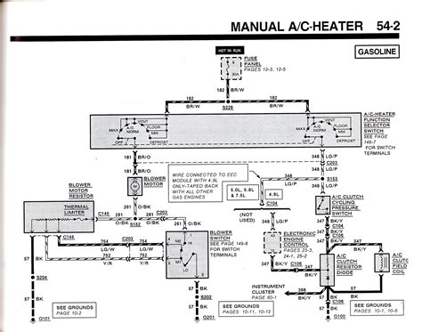 1989 ford f150 fuse box location wiring diagrams wiring