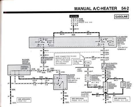 jeep wrangler tj heater box wiring harness fan relay