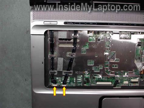 disassemble hp pavilion dv dv dv dv   laptop