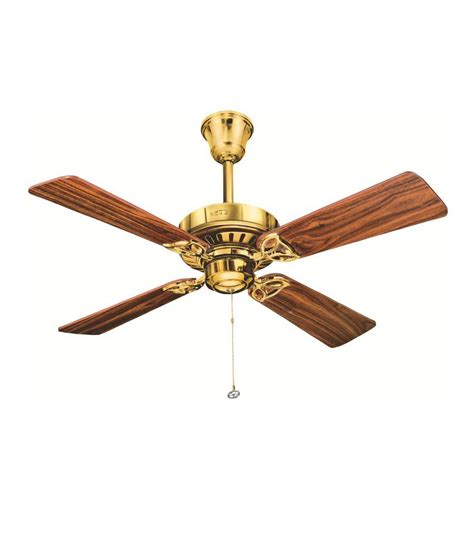 bright brass ceiling fans usha ceiling fan bright brass price in india buy usha