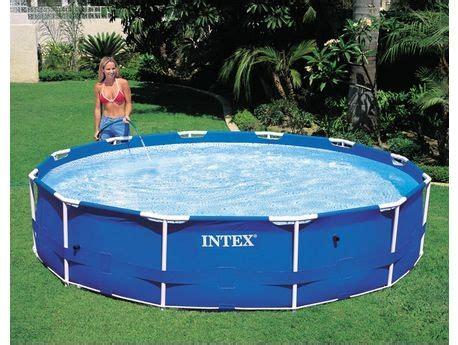 piscina per giardino accessori e arredamenti per l esterno donna fanpage