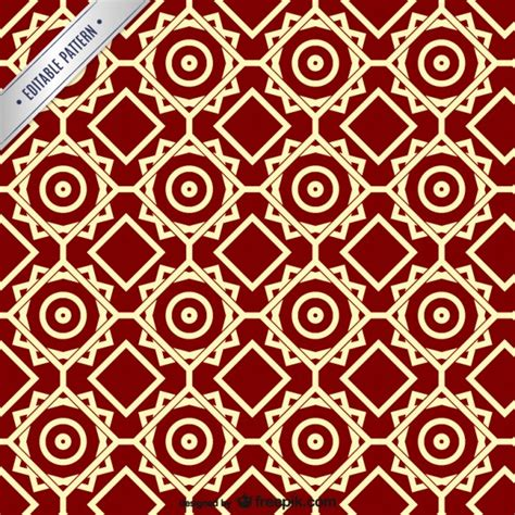 arabesque pattern ai arabesque ornamental pattern vector free download