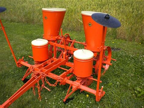 Allis Chalmers Planter by Allis Chalmers Snap Coupler Planter For Sale