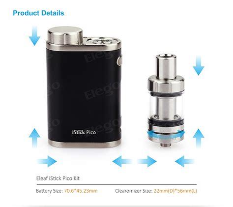 Coil Atomizer Vapor Pico By Eleaf 2016 original eleaf istick pico kit eleaf melo 3 mini atomizer with ijust 2 coil buy
