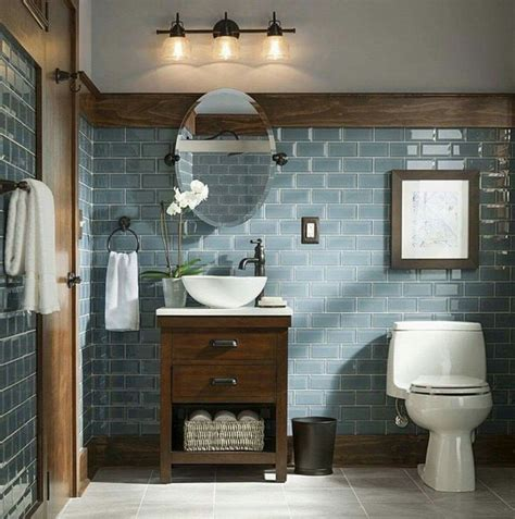 have a more creative bathroom simple bathroom decor ideas simple way to apply rustic bathroom ideas the new way home