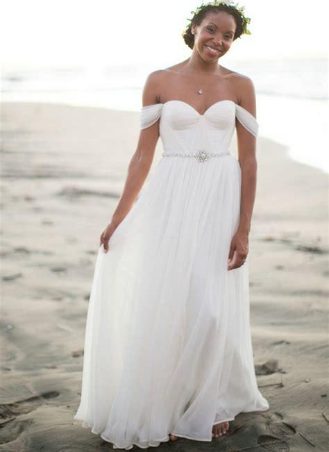 princess wedding dress beach   shoulder wedding