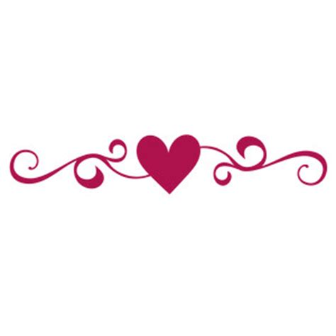 heart pattern line silhouette design store view design 116259 simple