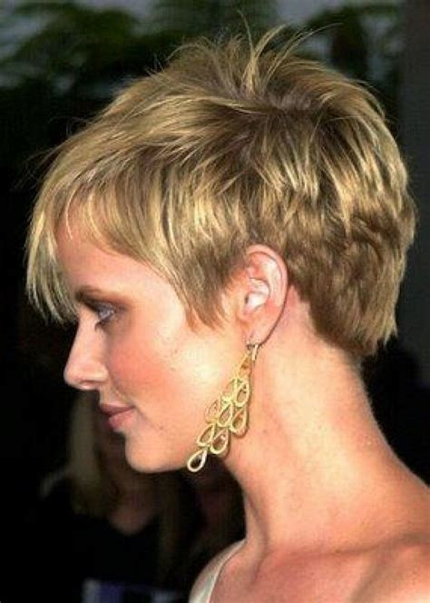 very short womens hairstyle for the back short spiky haircuts and hairstyles for women 2016 very