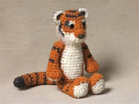 amigurumi pattern tiger crochet animal patterns son s popkes