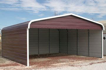 Enclosing A Metal Carport by Metal Carports Rocky Mount Nc Carolina Ezcarports