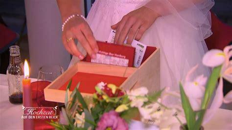 Hochzeit Auf Den Ersten Blick Julian by Quot Hochzeit Auf Den Ersten Blick Quot Liebesbeweis Julian