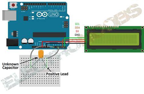 digital capacitor arduino how to make a capacitance meter using arduino
