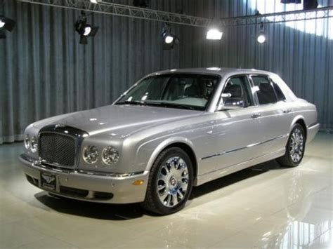 2005 bentley arnage r mulliner data info and specs