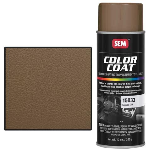 Sem Interior Dye by Sem 15033 Saddle Color Coat Vinyl Paint