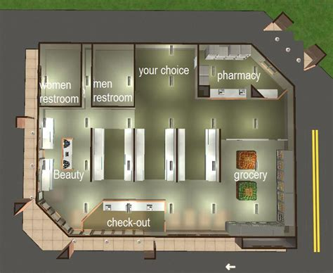 Pharmacy Floor Plans by Is A Traditional Floor Plan Right For Your Pharmacy