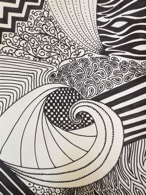 pattern sharpie art simple designs to draw with sharpie www imgkid com the