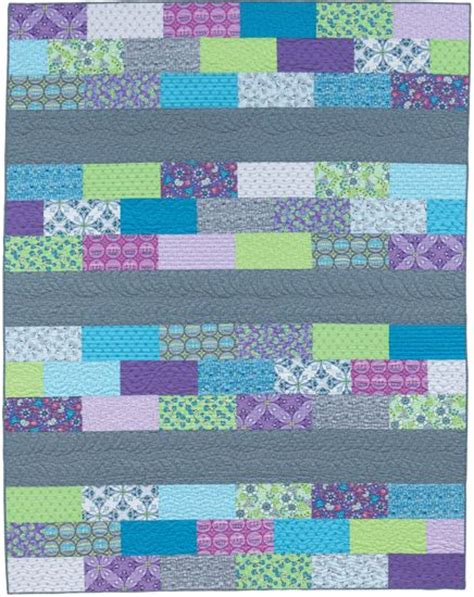 Colors Patterns To Jump Start The Weekend 21 best easy weekend quilts images on baby