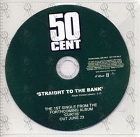 50 cent to the bank 50 cent to the bank album version clean cd