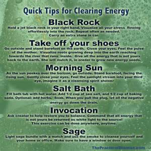 clearing negative energy quick tips for clearing energy renee baribeau