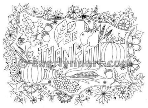 inspirational thanksgiving coloring pages thanksgiving be thankful coloring page adult coloring