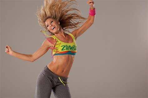 Hot zumba girl