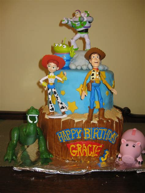 toy story home decor toy story cakes decoration ideas little birthday cakes