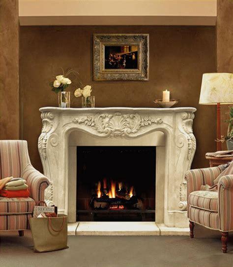 Historic Fireplaces by Mantel Mantle Cast Pre Cast Limestone Marble