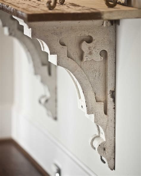 Farmhouse Corbels Antique Architectural Salvage Elements For A New Home