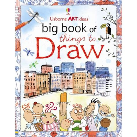 big book of pictures usborne big book of things to draw babyonline