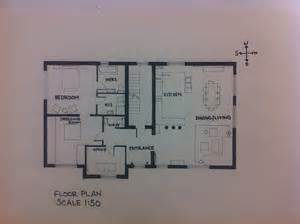 Floor Plan Scale 1 50 by Interior Design Project My Take On A Modern Day French