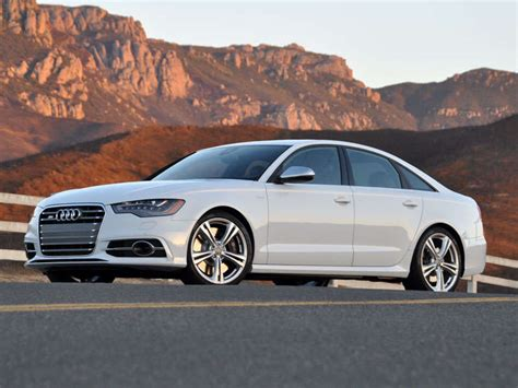 Audi S6 Sport by 2013 Audi S6 Sport Sedan Road Test And Review Autobytel