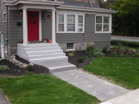 front step ideas entrances and steps become a quot work of