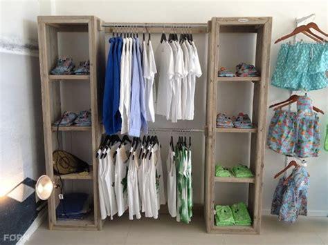 zelf inloopkast maken steigerhout steigerhouten kledingkast met rek f 216 rn winkelinrichting
