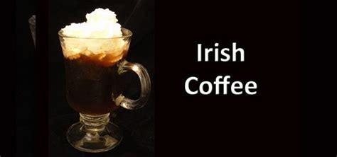 How to Mix an Irish coffee cocktail « Whiskey, Scotch & Bourbon :: WonderHowTo