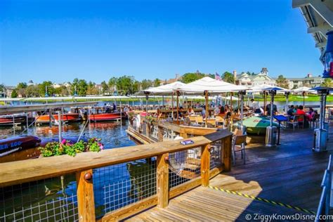boat launch disney springs review the boathouse restaurant lunch in disney springs
