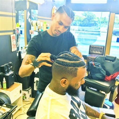 haircuts shop games between the game and nick cannon who has better braids
