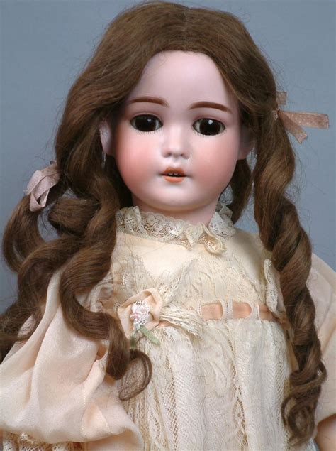 bisque porcelain doll majesty 25 quot armand marseille antique quot louise
