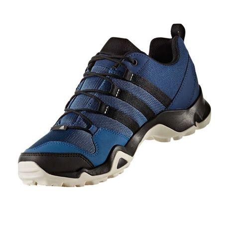 trekking shoes adidas terrex ax2r mens blue outdoors walking trekking