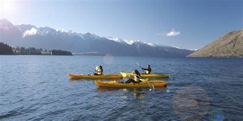 paddle boats queenstown paddle queenstown kayak tours kayaking queenstown