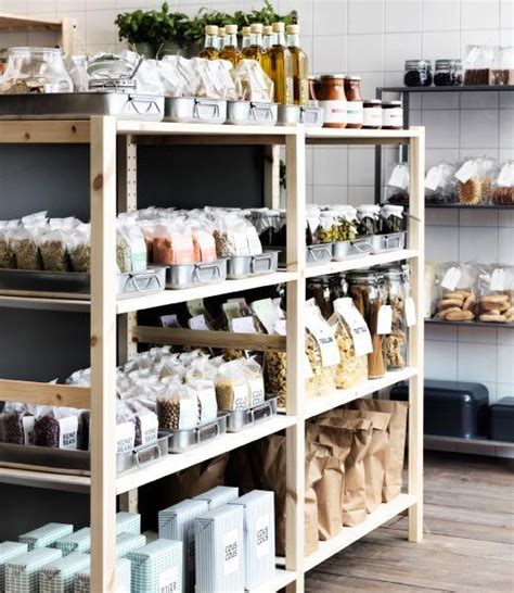 ikea pantry shelving best 25 grocery store ideas on pinterest little girls