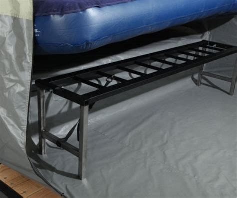 bed extension lifetime tent trailer r bed extension accessory