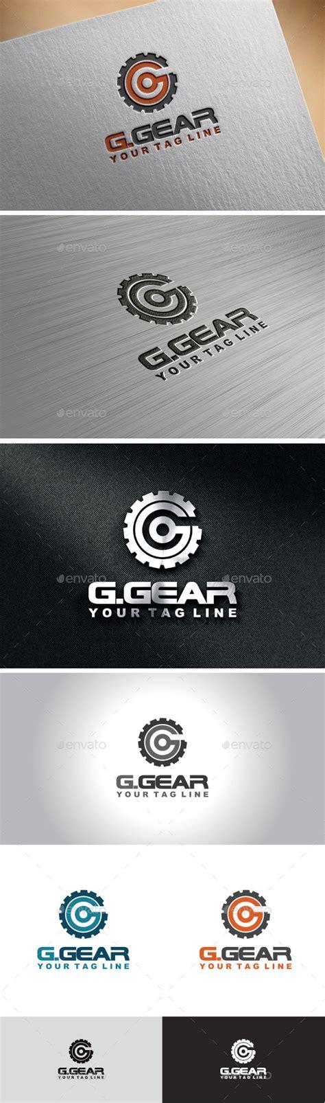 dafont zebulon gear letter g logo by arrimu graphicriver