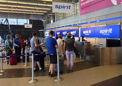 Spirit Airlines Check In | spirit airlines everything you need to know