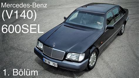 Mercedes 600sel by Mercedes V140 600sel Test Review Part 1