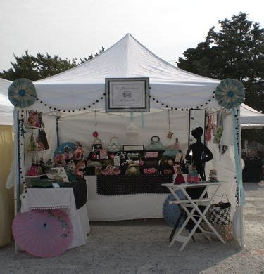 how to decorate a market tent 2401 best diy craft show display and set up ideas images on hat display hat stands