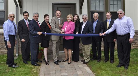 crawford house nj daytop new jersey s crawford house ribbon cutting daytop new jersey