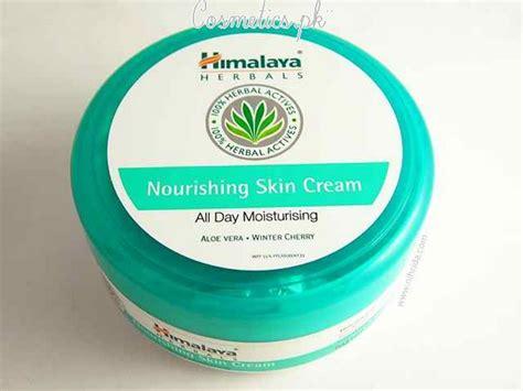 Himalaya Nouriskin Himalaya Vitamin Kulit top 10 winter creams for skin